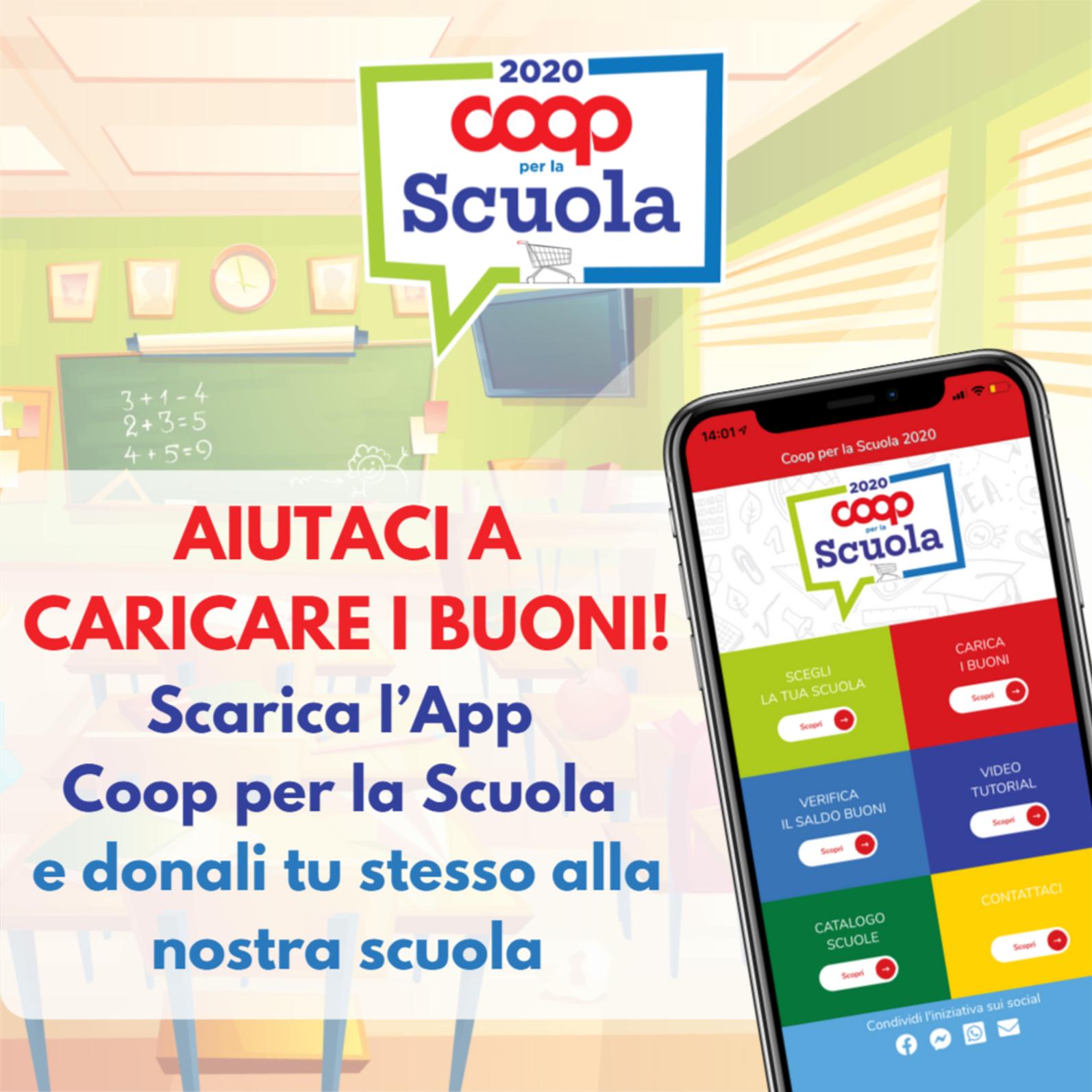 Coop+per+la+Scuola+2020+-+Post+social