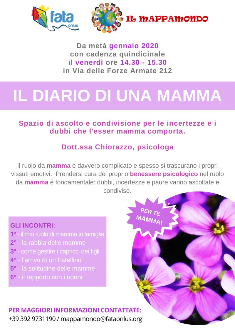 Il diario di una mamma 2