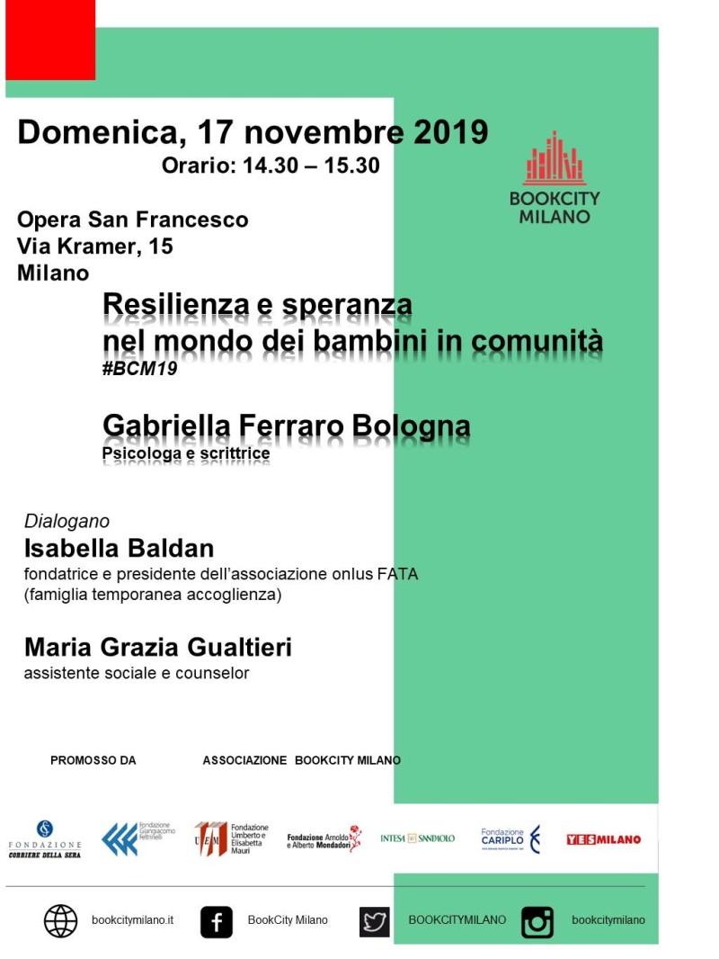 Locandina_Bookcity 2019_Ferraro Bologna