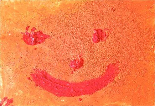 sorriso arancione
